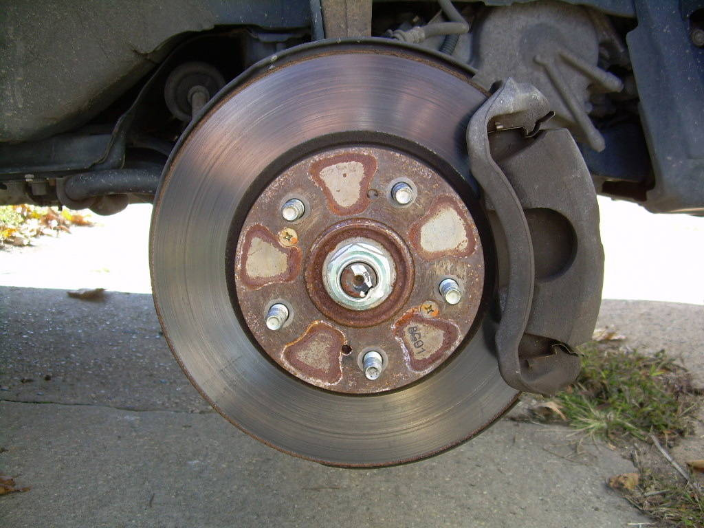 Using Car Brakes : Diy how to visually inspect your brakes bavarian